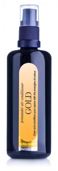 Aura-Soma® Raumspray Pomander Gold