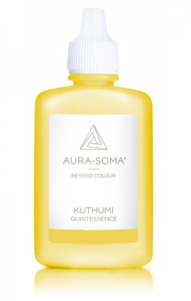Aura-Soma Quintessenz KUTHUMI