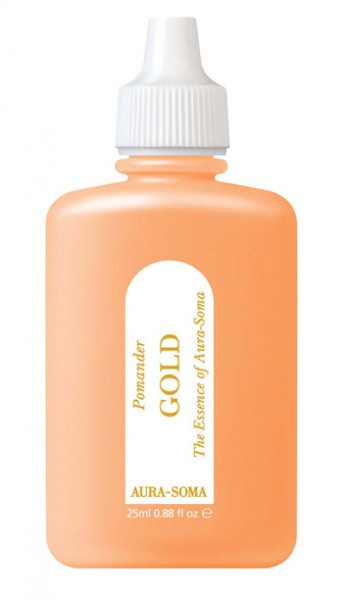 Aura-Soma® Pomander Gold